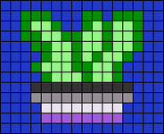 Alpha pattern #93439 variation #169862