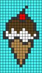 Alpha pattern #72036 variation #169897