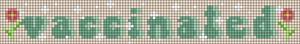 Alpha pattern #93454 variation #169920