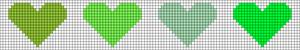 Alpha pattern #65805 variation #169926