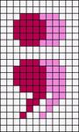 Alpha pattern #88655 variation #169956