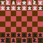 Alpha pattern #93530 variation #169989