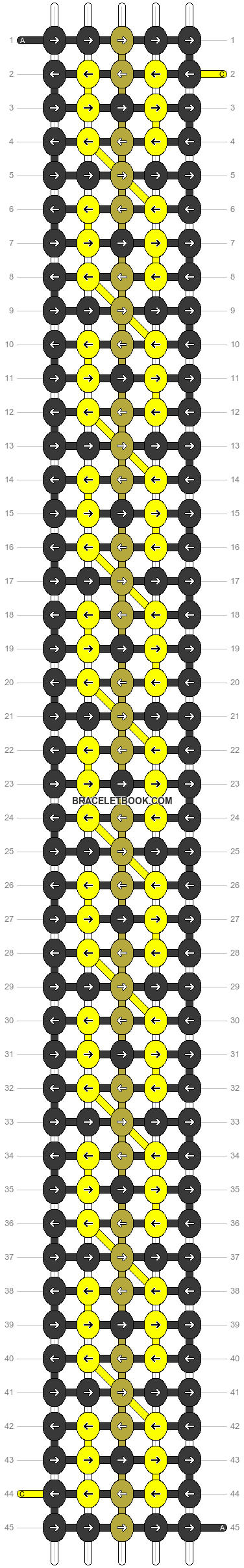 Alpha pattern #93532 variation #170107 pattern