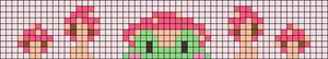 Alpha pattern #91605 variation #170121