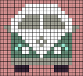 Alpha pattern #90280 variation #170302