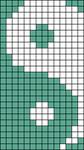 Alpha pattern #87658 variation #170329