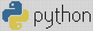Alpha pattern #89435 variation #170340
