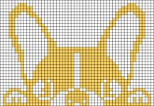 Alpha pattern #93663 variation #170348