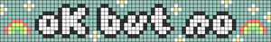 Alpha pattern #83784 variation #170350
