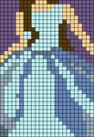 Alpha pattern #93713 variation #170400