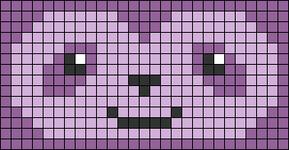 Alpha pattern #91785 variation #170451