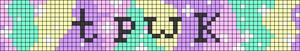 Alpha pattern #45766 variation #170499