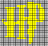 Alpha pattern #74277 variation #170500