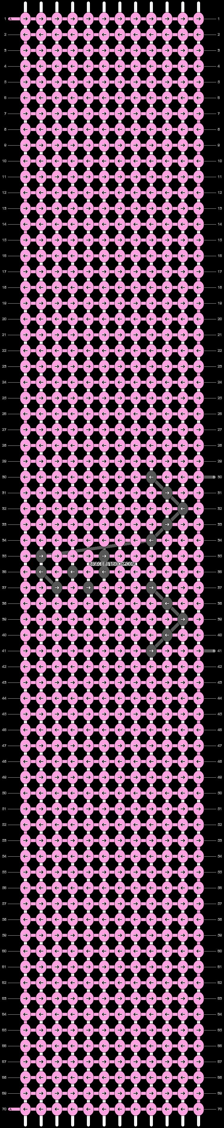 Alpha pattern #93859 variation #170667 pattern