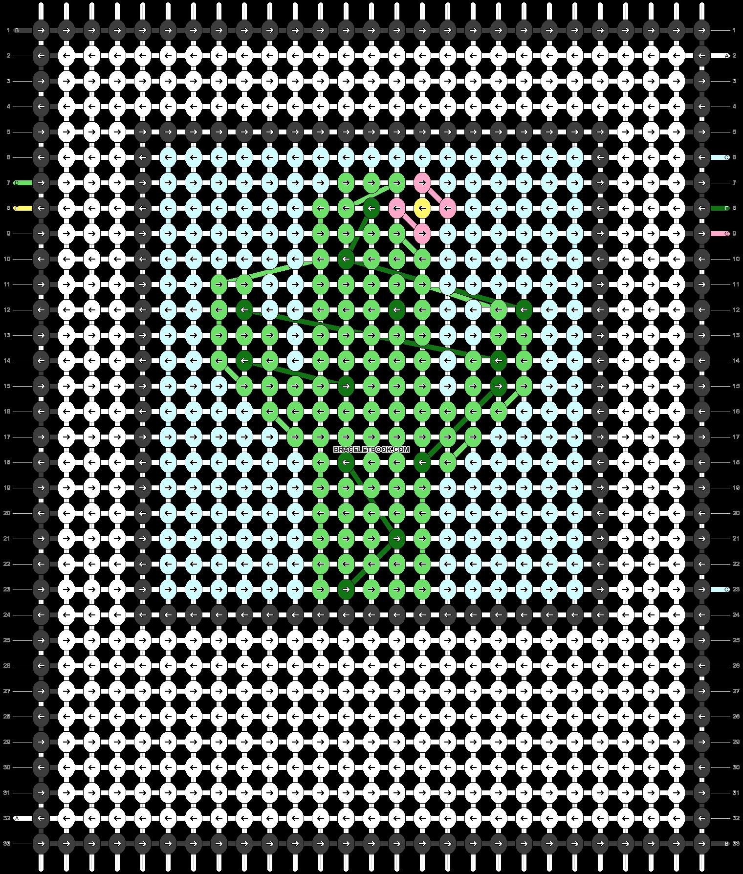 Alpha pattern #93889 variation #170674 pattern