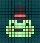 Alpha pattern #92646 variation #170713