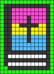 Alpha pattern #82178 variation #170840