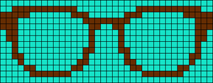 Alpha pattern #5132 variation #170842