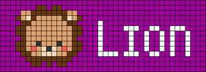 Alpha pattern #31572 variation #170972