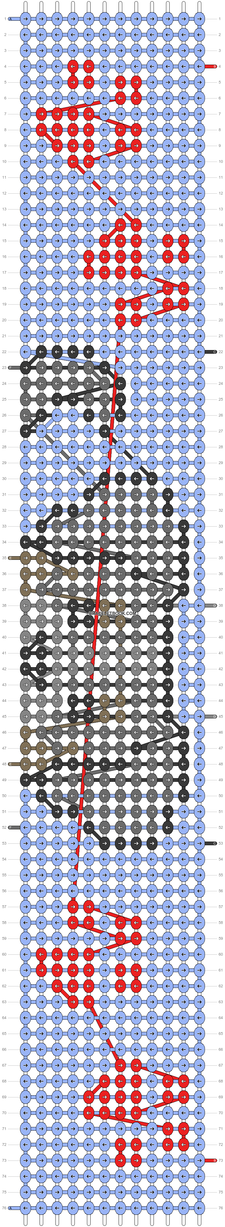 Alpha pattern #52628 variation #170998 pattern