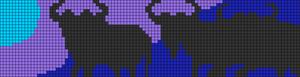Alpha pattern #94047 variation #171000