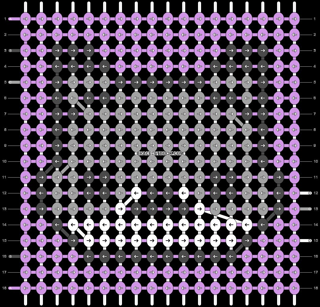Alpha pattern #94109 variation #171162 pattern