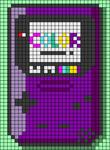 Alpha pattern #94168 variation #171254