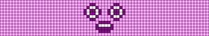 Alpha pattern #93926 variation #171297