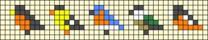 Alpha pattern #45294 variation #171427