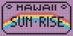 Alpha pattern #40856 variation #171448