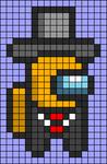 Alpha pattern #84757 variation #171554