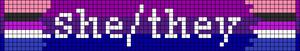 Alpha pattern #85127 variation #171616