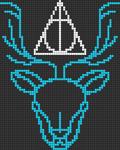 Alpha pattern #19913 variation #171695