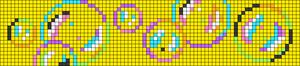 Alpha pattern #43302 variation #171696