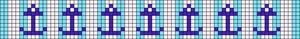 Alpha pattern #76576 variation #171703