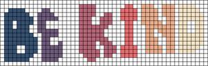 Alpha pattern #61108 variation #171740