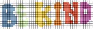 Alpha pattern #61108 variation #171742