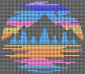 Alpha pattern #79126 variation #171834
