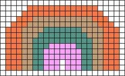 Alpha pattern #93148 variation #171844