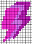 Alpha pattern #50544 variation #171952