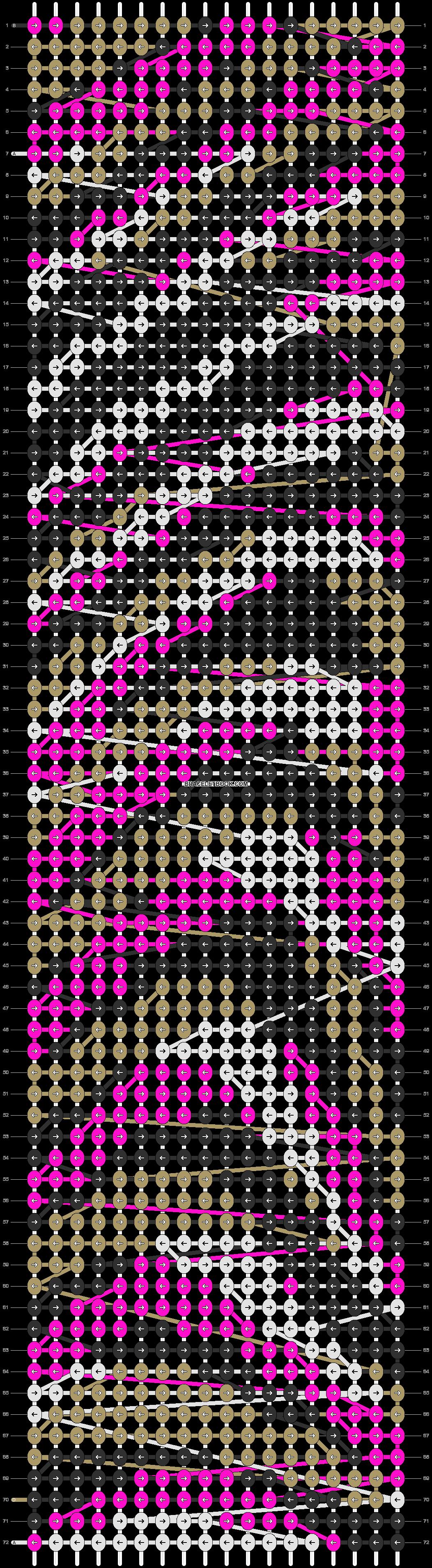 Alpha pattern #85480 variation #172140 pattern