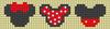 Alpha pattern #15399 variation #172157