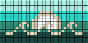 Alpha pattern #94443 variation #172185
