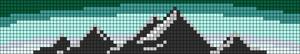Alpha pattern #93298 variation #172186