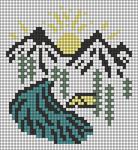 Alpha pattern #40574 variation #172189