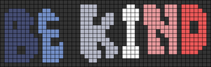 Alpha pattern #61108 variation #172199