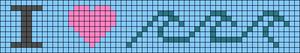 Alpha pattern #94580 variation #172201