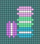 Alpha pattern #94548 variation #172204