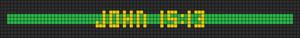 Alpha pattern #4522 variation #172255