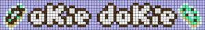 Alpha pattern #83782 variation #172384